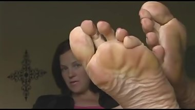 Annabelle Flowers - Perfect Mature Soles Pt.1