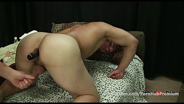 Mature MUSCLE MARINE LOVES Toy PLAY
