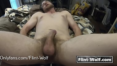 HAIRY TWINK FUCKED BY DADDY BEAR