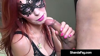 Horny Housewife Shanda Fay Blows & Bangs A Hard Dick!