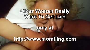 Cumming On Married Womans Face