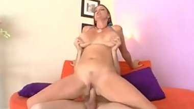 Fucking Step Mom on the Couch