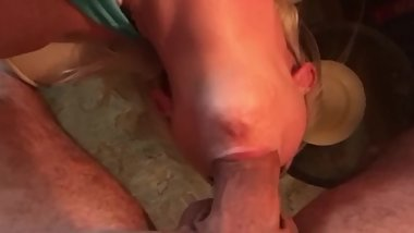 monster cock deep throat