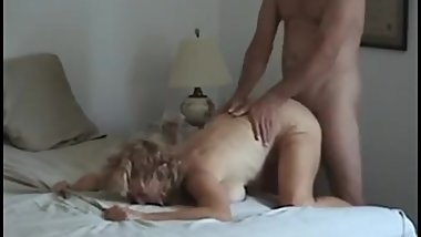 Horny Busty Milf Fnishes Herself With a Buttplug Up Her Ass - Mary Ann