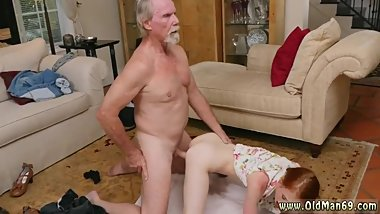 Old mature fucks duddy's daughters girlpal Who says old folks can't have