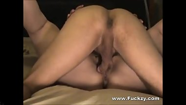 Amateur Mature Lady Gets Her Pussy Fucked & Creamed With Cum